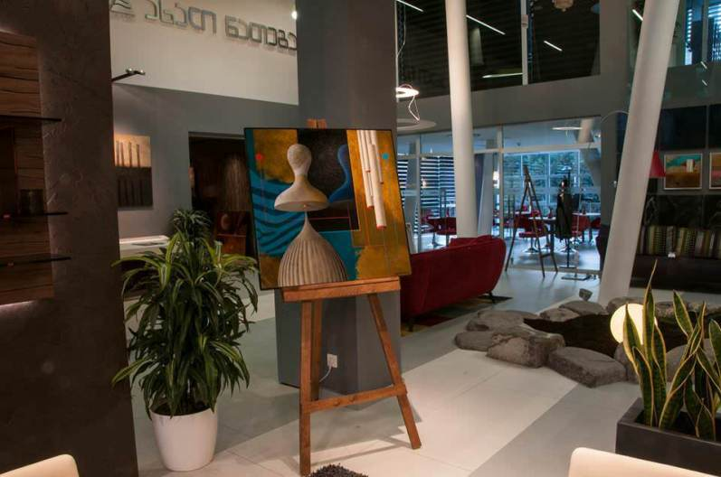 Art Gallery Vanda в Тбилиси