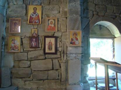 Посещение храма Симеона Столпника и знакомство с Мамао