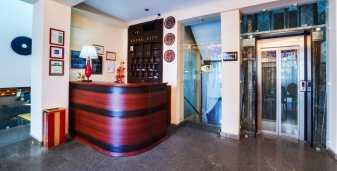 """Отель """"City"""" в Старом Тбилиси"""