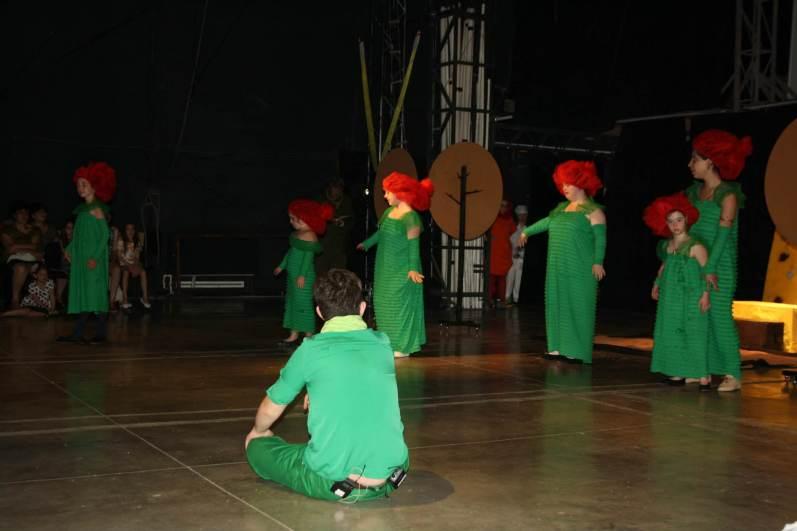 Театр движения в Тбилиси