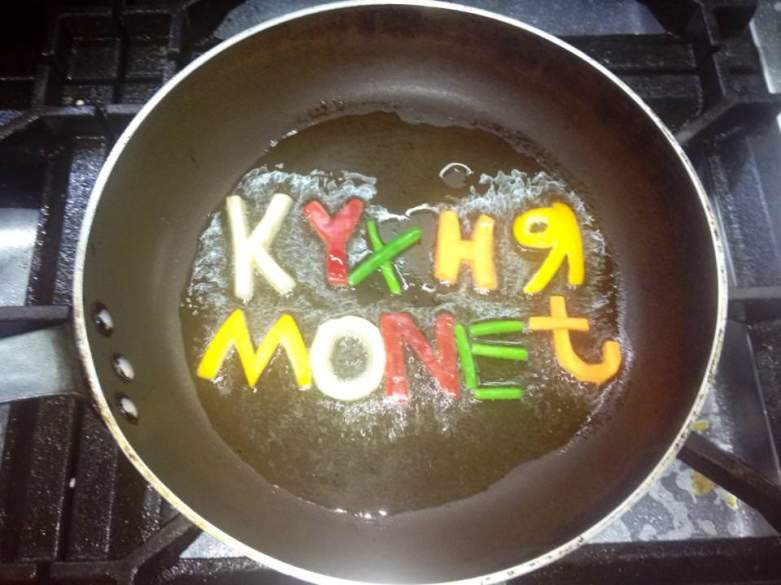 """Caffe Monet"" в Тбилиси"