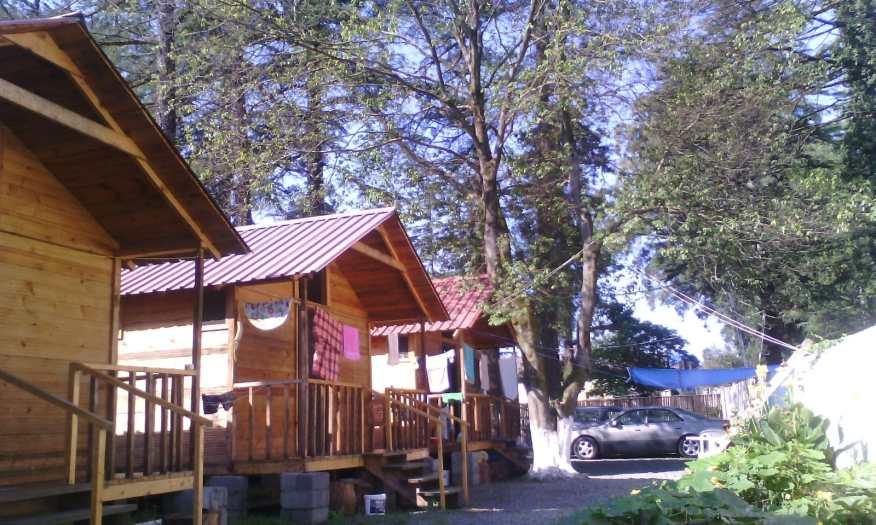 Ureki Garden - аренда домиков в Уреки