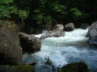 Поход к озеру Тобаварчхили