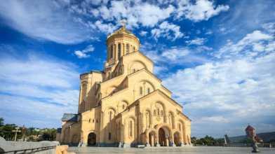 Цминда Самеба в Тбилиси: история и фото собора