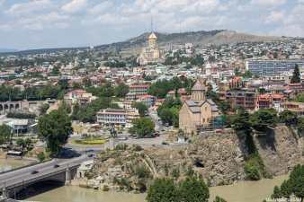Крепость Нарикала - душа и сердце Тбилиси