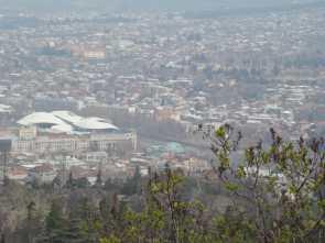 Экскурсия по ботаническому саду в Тбилиси с посещением деревни Табахмела