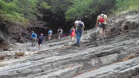 Пеший маршрут к крепости Корогли и каскадным водопадам Коджори