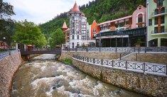 Минеральные воды Грузии