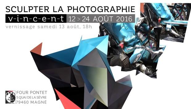 """Exposition """"Sculpter la Photographie"""""""