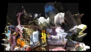 """""""Jack Dempsey Corner"""", Réinterprétation dimensionnelle n° r_398, vue de la caméra 3, 2013."""