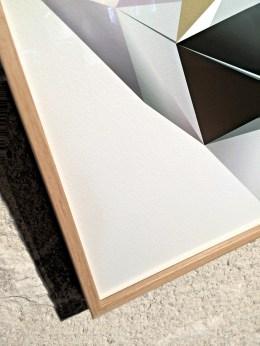 Isabella, Réinterprétation dimensionnelle n° r_449, tirage sur papier, 30 x 40 cm, détail