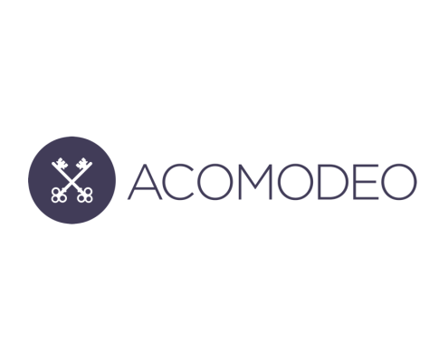 Acomodeo Logo Website