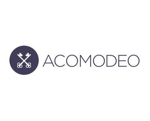 Acomodeo Logo Website