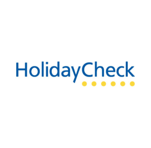 Holidaycheck Logo Webseite