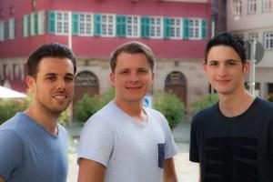 Das Gründerteam von Code2Order