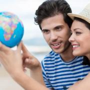 Fotolia Urlaub suchen Globus