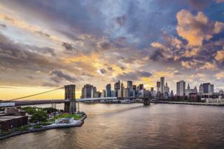 Skyscanner Skyline New York City