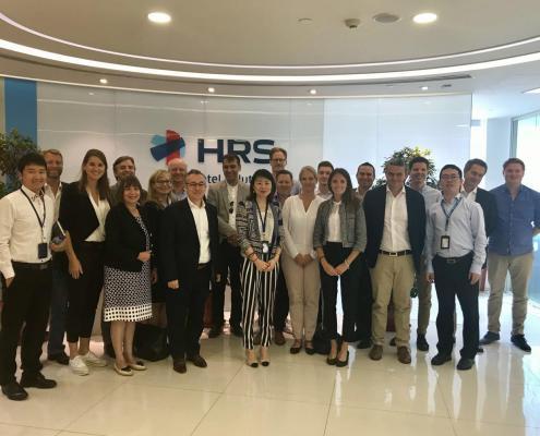 HRS Shanghai China