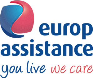 Europ Assistance Logo Website