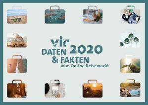 Cover VIR Daten & Fakten zum Online-Reisemarkt 2020