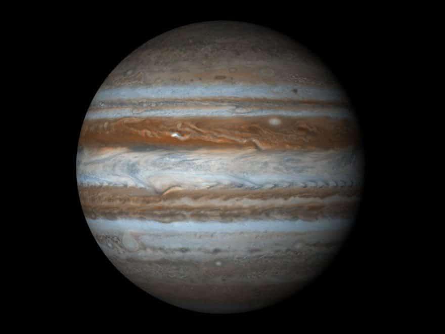 Күн - Юпитерден бесінші ғаламшар