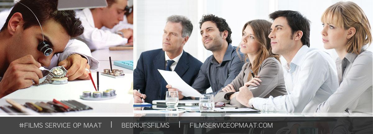 Film service op maat (NL)