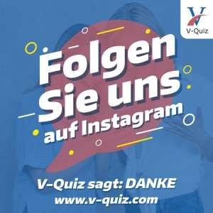 Instagram Folgen V-Quiz für gutberaten