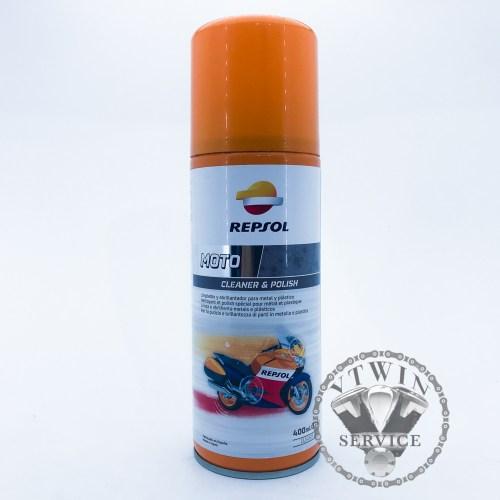 Очиститель Repsol Moto Cleaner & Polish