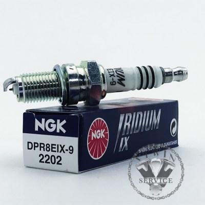 Свеча зажигания NGK DPR8EIX-9