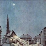 The Tinder Box . Kay Nielsen