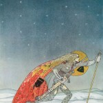A pair of Snowshoes - Kay Nielsen