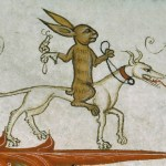 Fantastic Beasts of Medieval art