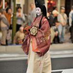 Festival of Ages. Kyoto