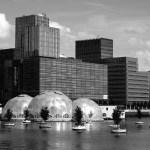 Floating Pavilion on the Maas