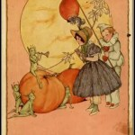 Old Halloween Postcards