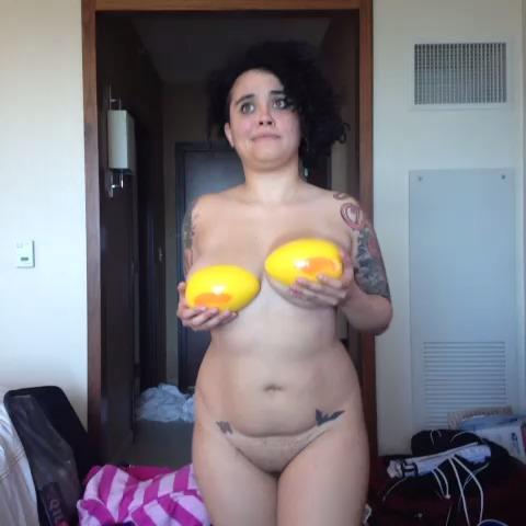 little mermaid tits
