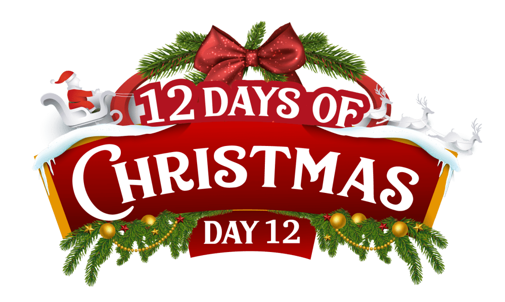 medium resolution of 12 day of christma clipart