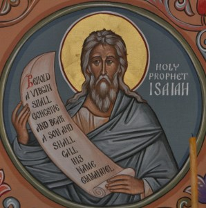 prophetisaiah