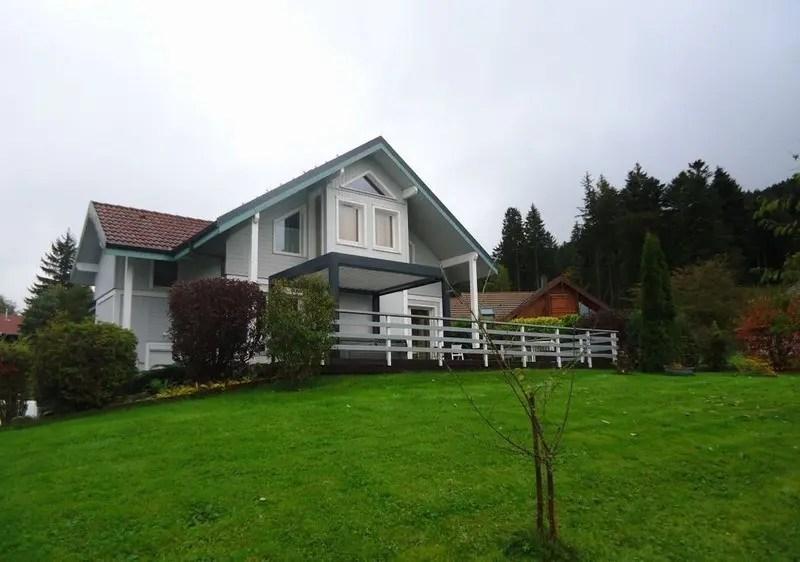 Vente maison Grardmer  maison Chalet 151m 399000