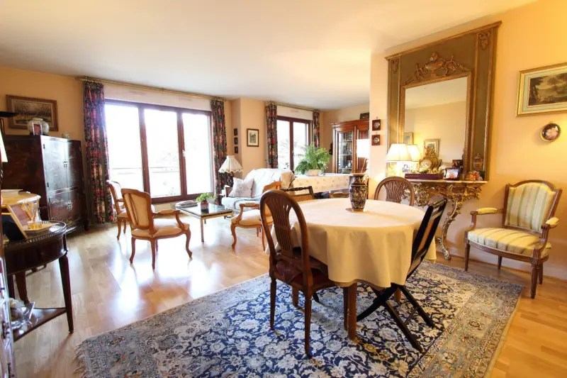 Vente Appartement 4 pièces 87m² La Garenne Colombes