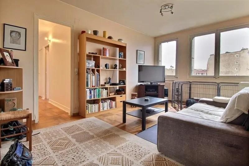 Vente appartement 3 pices  Issy les Moulineaux  54 m avec 2 chambres  375 000 euros