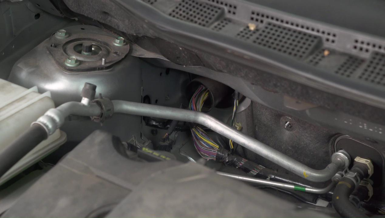 hight resolution of how to get through your car s firewall deciphering the tricky part of amplifier installation