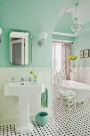 Vintage and Classic Bathroom Tile Design 24