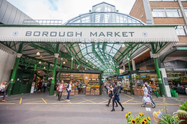 Borough Market London Mycityhighlight