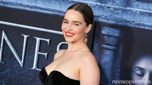 Эмилия Кларк стала лицом парфюма Dolce & Gabbana