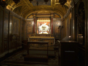 The Confessio at St Mary Major