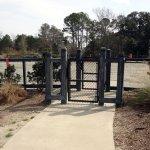 Governors Park dog park small dog entrance