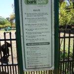 Mixson Ave Dog Park rules