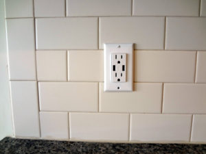 USB charging outlets