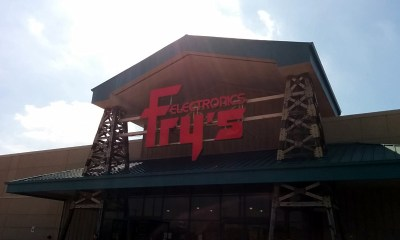 Fry's Electronics in Houston